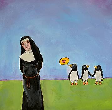 Nun of Your Busness by Lisa Kaye