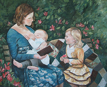 Nursing in Nature by Miriel Smith