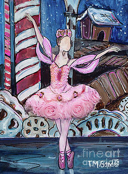 Nutcracker Sugar Plum Fairy by TM Gand