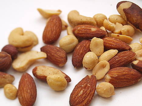 Nuts by Valerie Morrison