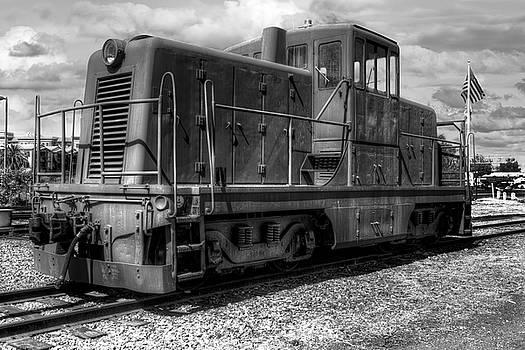Bruce Bottomley - NVR 40 ton B/W