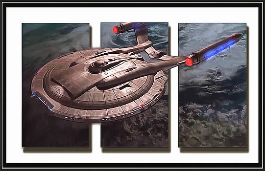 NX 01 Enterprise by Mario Carini