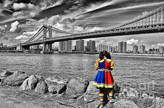 NY costume party by Alessandro Giorgi Art Photography