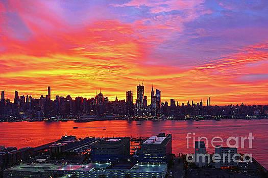 Regina Geoghan - NY-NJ Magnificent Dawn