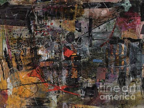 Robert Anderson - NYC abstract