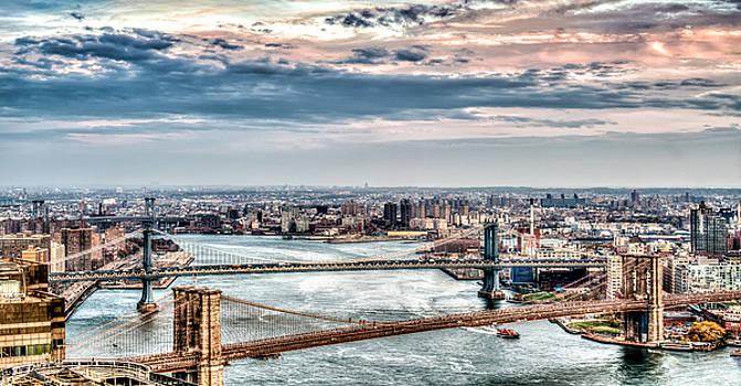 NYC Bridges by Rafael Quirindongo