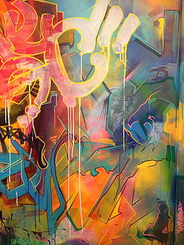 NYC Dream by Miles Wickham