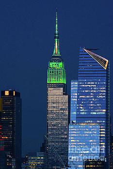 Regina Geoghan - NYC Empire State St. Patrick