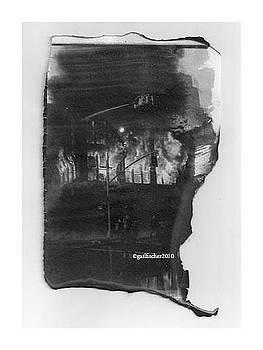 NYC Fire by Gail Fischer