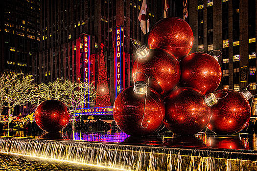 Chris Lord - NYC Holiday Balls