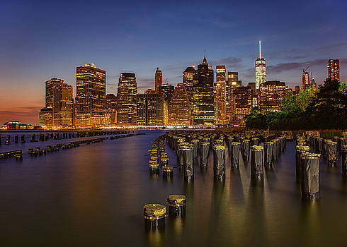 Nyc by Rob Dietrich