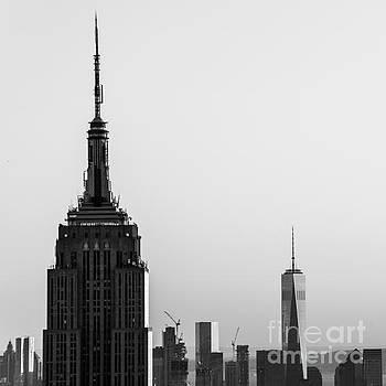 Sonja Quintero - NYC Standing Tall