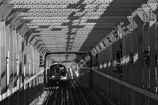 NYC Subway by Jessica Stiles