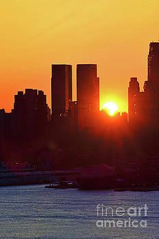 Regina Geoghan - NYC  Sunrise Glow