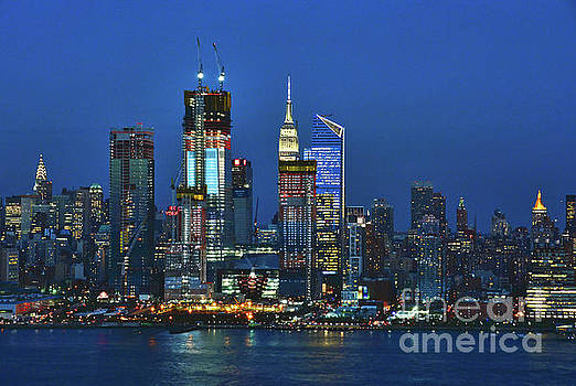 Regina Geoghan - NYC Twilight Hour Blues