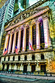 Nyse by Mike Berry