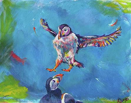 O, oh. Rewind Puffin by Karin McCombe Jones