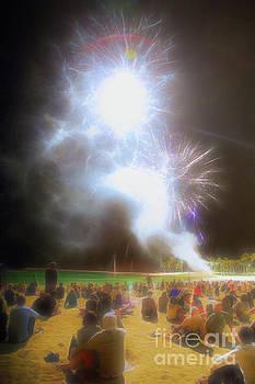 Jon Burch Photography - Oahu Fire In The Sky