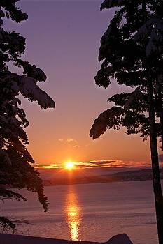 Oak Harbor Sunrise II SR 2002 by Mary Gaines