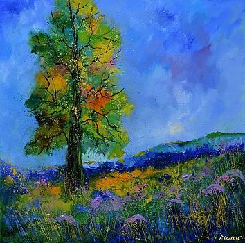 Oak In Summer by Pol Ledent