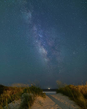 Oak ISland Stars by Nick Noble