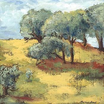 Oaks in California by Susan Adame