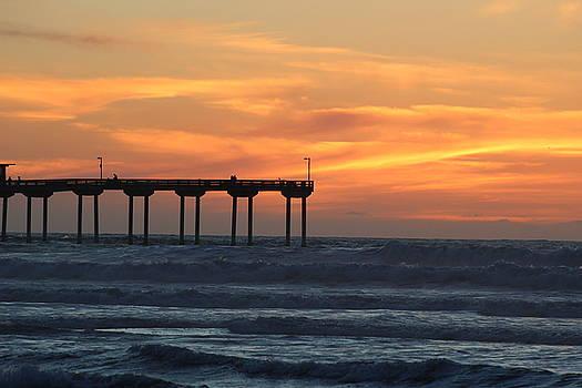 OB Blazing Sunset by Murad Abel