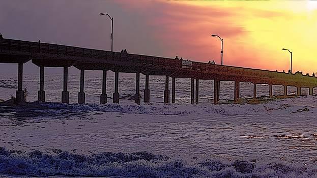 O.B. Pier by Joanna Aud
