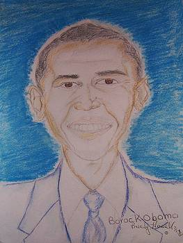 Obama by Beverly Howell
