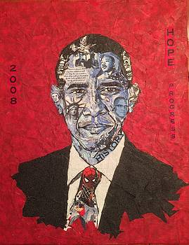 Obama-Maker of History by Mihira Karra