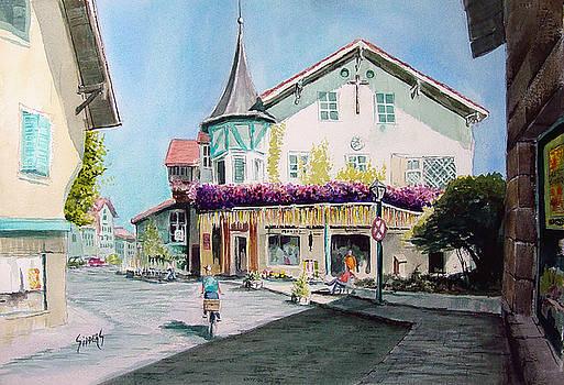 Sam Sidders - Oberammergau Street