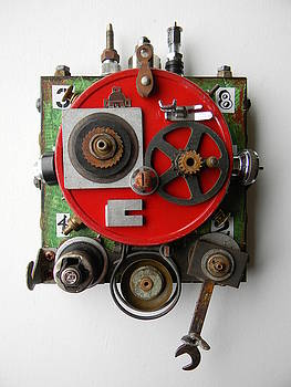 Obot Bot by Jen Hardwick