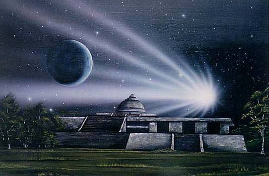 Observatorio 2012 by Angel Ortiz