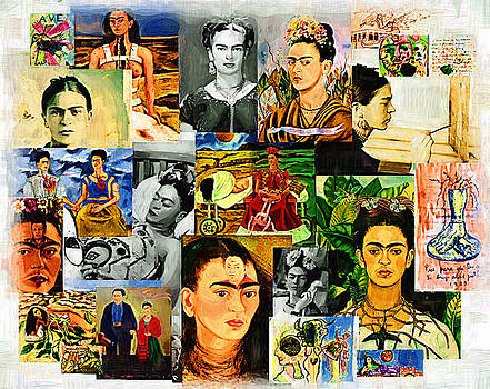 Obsessed with Frida  by Madalena Lobao-Tello