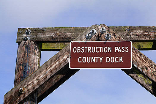 Art Block Collections - Obstruction Pass Dock