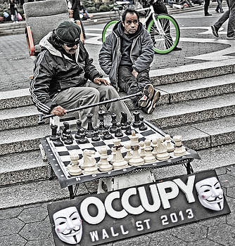 Occupy Wall Street by Steve Archbold