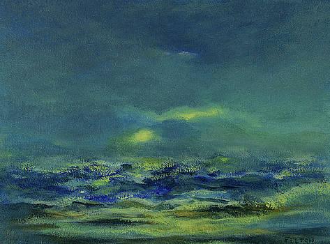 Ocean 1 by Julianne Felton