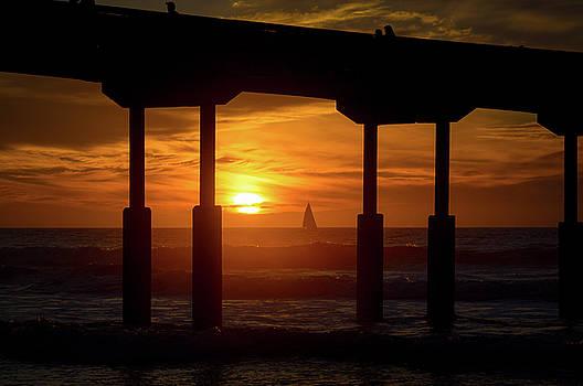 Ocean Beach by Alan Stenback Photography