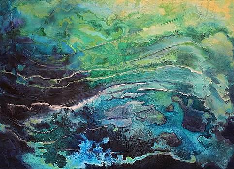 Ocean Blue by Carol Nelson