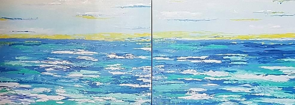 Ocean Blue by Judi Goodwin