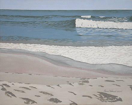 Ocean Breeze by Edward Maldonado