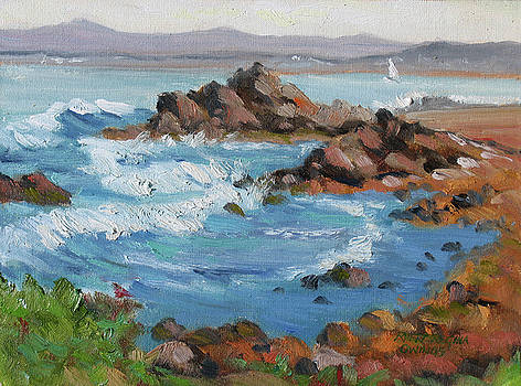Ocean Breeze by Rhett Regina Owings