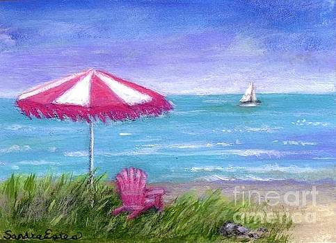 Ocean Breeze by Sandra Estes