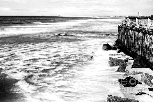 John Rizzuto - Ocean Calm at Long Beach Island