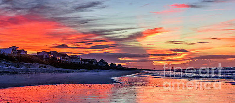 Ocean City Glow by DJA Images