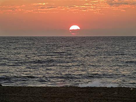 Ocean City Sunrise by Andrew Kazmierski