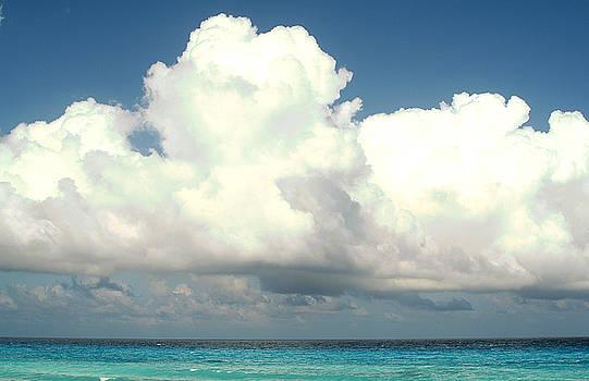Ocean Cloud by Jack Thomas