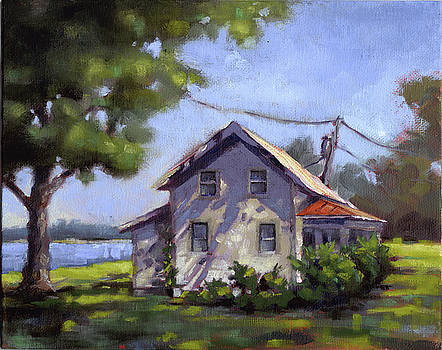 Ocean Cottage by Todd Baxter