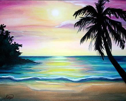 Ocean Getaway by Maryn Crawford