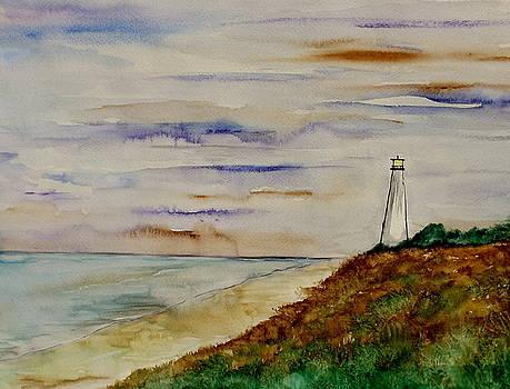 Ocean Greeting by Lisa Aerts